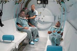 hyperbaric-chamber hbot studies